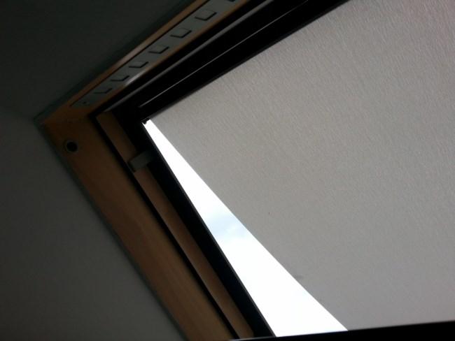 Markiza zewnętrzna widok z wnętrza - III grupa 093