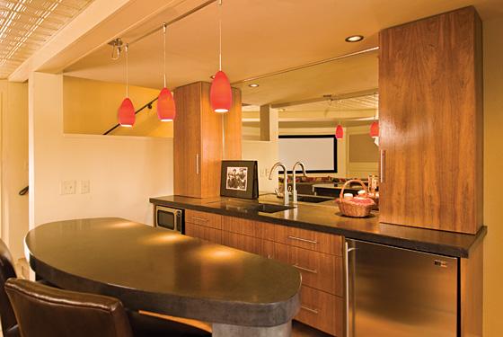 Czy w kuchni pasuje podwieszany sufit  wykończenia  Kuchnie  PoradyBudowla   -> Kuchnia Sufit Podwieszany Galeria