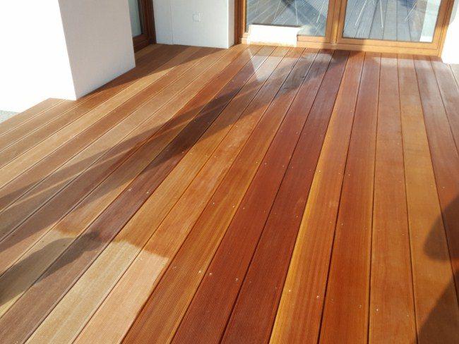 Dlaczego warto budować taras z drewna egzotycznego - Mała architektura - Otoczenie budynku ...