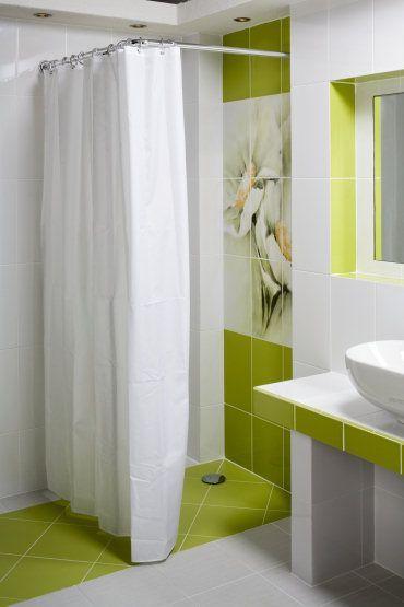 Jak Dbać O Zasłonki Prysznicowe łazienki