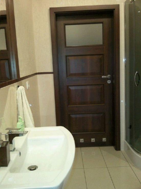 Jakie Drzwi Do łazienki Okna