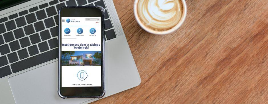 Twoje korzyści z instalacji systemu SALUS Smart Home