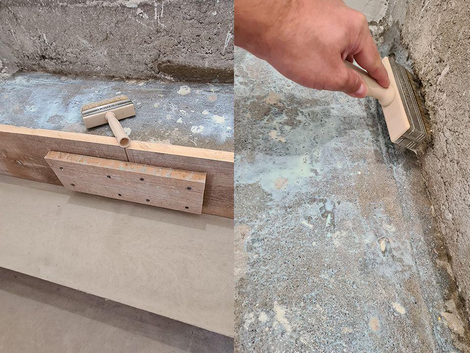 Jak wyrównać betonowe schody?