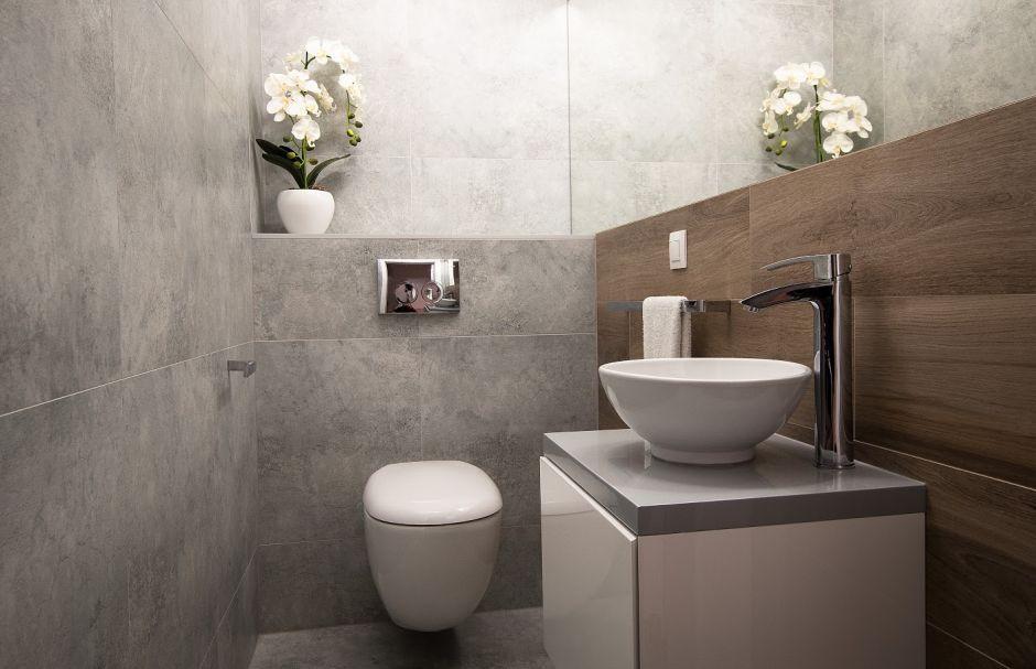 Storczyki W Aranżacji Wnętrz łazienki